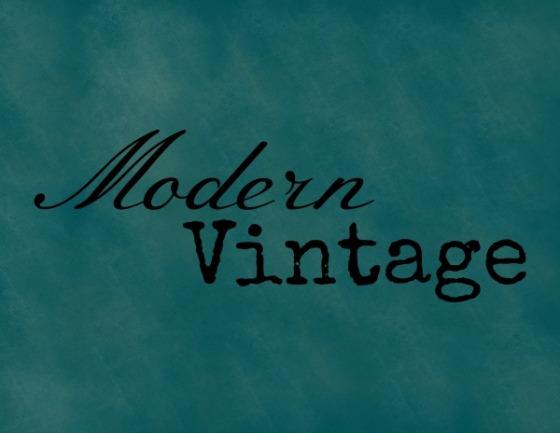 Modern Vintage 600 wide